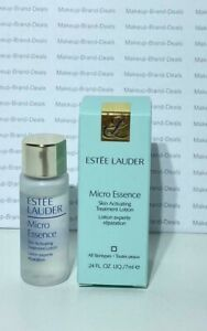 Estee Lauder Micro Essence Skin Activating Treatment Lotion 7ml Trial Size
