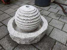 Springbrunnen Granit für Garten