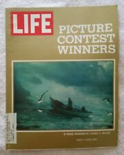 LIFE Magazine July 6, 1971; Picture Contest Winners - RARE FIND!