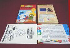 Sesame Street - First Writer - Muppets 1989 - Diskette Fehlt / Disk Missing