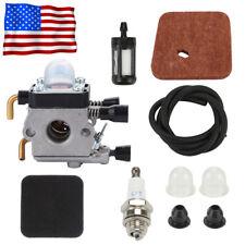 Carburetor For Stihl FS85 FS75 FS80 KM85 HS75 HS80 HS85 Carb Air Fuel Filter Kit