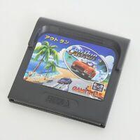Game Gear OUTRUN Out Run Cartridge Only Sega gg