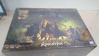 Joan of Arc Boardgame APOCALYPSE Expansion DAMAGED BOX