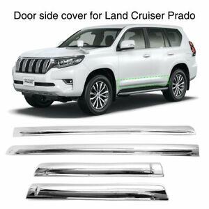 For Toyota Land Cruiser Prado FJ150 2010-2021 Door Body Side Line Cover Trim