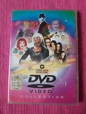 MADONNA WARNER VIDEO COLLECTION CHER CLAPTON DVD PROMO NUOVO!