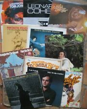 LOT 11 lp ( Neil Young /L.COHEN/ Tom JONES etc...)