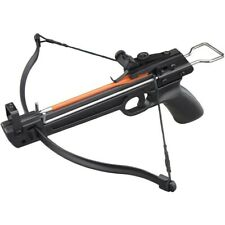 Mini 50 Lb Archery Hunting Gun Pistol Crossbow W/ Three Bolts Arrows Xbow