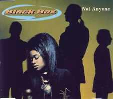 BLACK BOX - Not anyone 6TR CDM 1995 EURODANCE