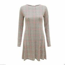 Unbranded Viscose Casual Women's Round Neck Dresses