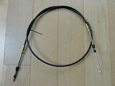 New Ultraflex inboard outboard control cable C2 (23C)  1.75m long single     (K)