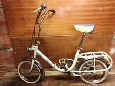 graziella carnielli folding bike velo ancien cycling bicycle Fahrrad oldtimer