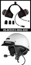 J&M HS-BCD291-HHU-XHO HALF HELMET PERFORMANCE HEADSET