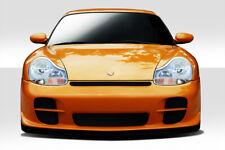 99-01 Porsche 996 GT-2 Duraflex Front Body Kit Bumper!!! 105109