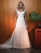 Casablanca Bridal Wedding Dress Size 14-20