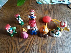 Super Mario toy lot