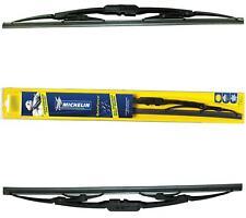 "Michelin Rainforce Traditional Wiper Blades Pair 22""/24"" for Dodge AVENGER"