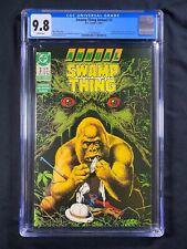 Swamp Thing Annual #3 CGC 9.8 (1987) - Congorilla cover