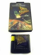 Battle Squadron SEGA 1990 cart + box, used working condition