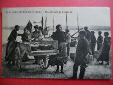 ÉTAPLES  :  La Marchande de Poissons.