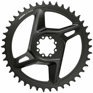 SRAM X-Sync Road Direct Mount Chainring for RED/Force 40t 12-Speed Gray