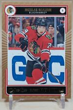Nicolas Beaudin Glossy Rookies Bronze 2020-21 Upper Deck OPC #R-10 Chicago RC
