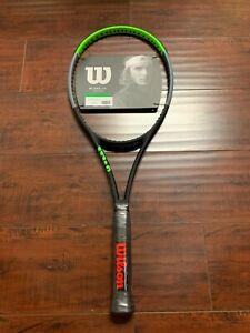 Wilson Blade 98 16x19 v7 in 41/4