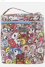 New Nwt JuJuBe Tokidoki Tokipops Fuel Cell Cooler Lunch Tote Bag Donut Sweets