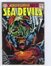 Sea Devils #30 DC Pub 1966