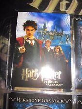 HARRY POTTER POA COMPLETE 90 RARE BASE GOLD CARDS SET MINT IN ULTRA PRO PAGES