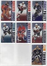 JEFF HACKETT MONTREAL CANADIANS GOALIE 2002-03 VANGUARD LTD /450 #54