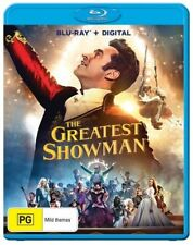 The Greatest Showman (Blu-ray, 2018)