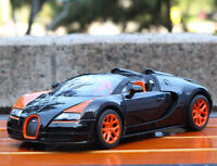 Rastar 1:18 BUGATTI Veyron Grandsport Vitesse Roadster Alloy Toy Car Model Boys