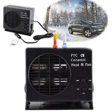 12V 300W Car Heater Hot Cool Fan Windscreen Windshield Demister Defroster Us