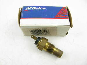 AcDelco 25037202 Coolant Temperature Sender Sensor Switch