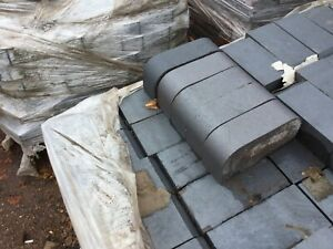 BLUE DOUBLE BULLNOSE SINGLE BULLNOSE DOUBLE CANTS FULL PACKS OF 400 ONLY