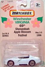 "Matchbox Dogde Viper ""69th. Shenandoah Apple Blossom Festival"""