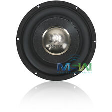 """*AUTHENTIC* MOREL PRIMO 804"""" 8"""" 400W CAR AUDIO STEREO SUBWOOFER SUB WOOFER 4-OHM"""