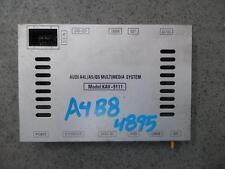 AUDI A4 B8 8K 04/08-06/12 KAV-9111 GPS INTERFACE