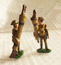 Metal Australian Toy Soldiers