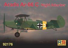 RS Models 1/72 Arado Ar 66 C # 92176