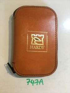 Hardy Fly Fishing Leather Fly Wallet