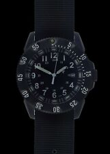 MWC P656 Tactical Series Watch GTLS Tritium Automatic Sapphire Crystal Date