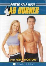 Beachbody - Power Half Hour AB Burner with Tony Horton - New Factory Sealed DVD