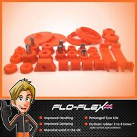 Vauxhall Nova Front & Rear Suspension Bushes in Poly Polyurethane Flo-Flex