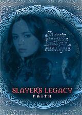 Buffy the Vampire Slayer Season 7 Slayers Legacy Card SL-5
