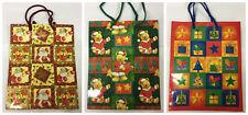 Sobres de Navidad en Papel Bolsas Paquete Regalo 25x20cm Vario Fantasie