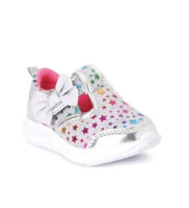 Wonder Nation Toddler/Infant Girls Size 3 Casual Sneaker Shoes