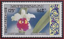 LAOS PA N°79** Fleurs, orchidée, 1971 laos Flower, Orchid MNH