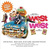 WEST IS WEST OST (2011) 18-track CD album BRAND NEW soundtrack