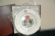 PRINCESS DIANA PRINCE CHARLES PLATE COMMEMORATE MARRIAGE 29 JULY 1981 QUEEN ANNE